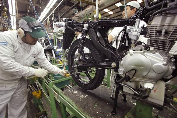 Mi Ciudad En L Nea Honda Producir Una Nueva Moto En